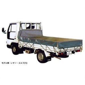 小型&中型トラック用 荷台シート TS-30SW (SW生地) [トラックシート]|minatodenki