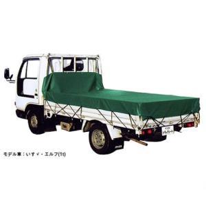 小型&中型トラック用 荷台シート TS-30TSG (TSG生地) [トラックシート]|minatodenki