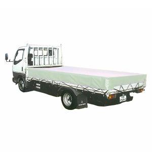 大型トラック用 荷台シート TS-40SW (SW生地) [トラックシート]|minatodenki