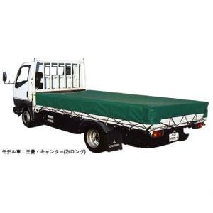 大型トラック用 荷台シート TS-40TSG (TSG生地) [トラックシート]|minatodenki