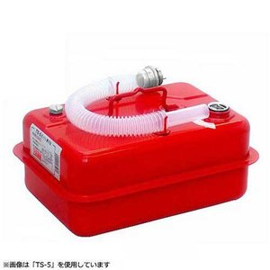 田巻 ガソリン携行缶 TS-5 (収容量4.5L/消防法適合品/日本製) [ガソリン缶]|minatodenki