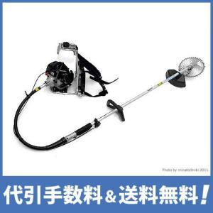 【取扱終了】カーツ(KAAZ) 背負式草刈機 VRS302 (強力32.6cc/1.7馬力/フロートキャブ付き)|minatodenki