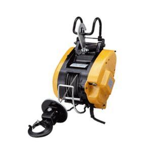 リョービ 電動ウインチ WIM-125A <br>(100V/130kg/揚程21m) [電動ウィンチ]|minatodenki