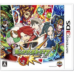モンスターストライク - 3DS|minatojapan-y02