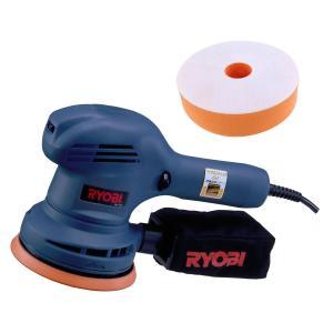 リョービ(RYOBI) サンダポリッシャー RSE-1250F 予備ポリッシングスポンジセット 4989642|minatojapan-y02