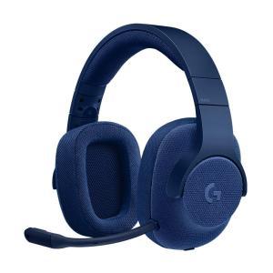 ゲーミングヘッドセット PS4 ロジクール G433BL 高音質 有線 サラウンド 7.1ch PC...