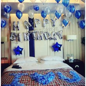 誕生日 飾り付け 風船、Happy Birthday バルーン、パーティー 装飾 風船、バースデー 飾り バルーン HB6S minatojapan-y02