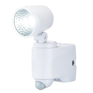 高儀 EARTH MAN 乾電池式LEDセンサーライト シングル 1.5W SLT‐1.5CLA|minatojapan-y02