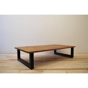 ローテーブル センターテーブル リビングテーブル 大きい 無垢 無垢材 北欧 木製 おしゃれ 一枚板仕様 ソファ テーブル アイアンレッグ モノリス 1500幅 ワイド minatojimarocket
