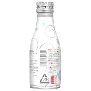お歳暮 ギフト 日本酒 白瀧酒造 上善如水 純米吟醸 ボトル缶 180ml×24本入り|minatoya|04
