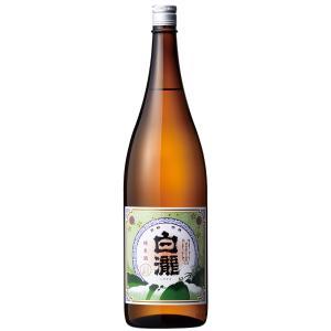 日本酒 白瀧酒造 白瀧 純米 1800ml|minatoya|02