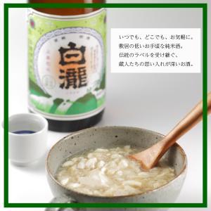 日本酒 白瀧酒造 白瀧 純米 1800ml|minatoya|07