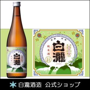日本酒 白瀧酒造 白瀧 純米 720ml|minatoya