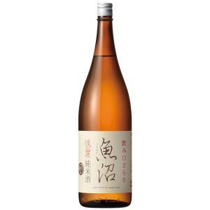 日本酒 白瀧酒造 淡麗魚沼 純米 1800ml|minatoya|02