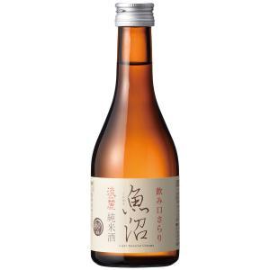 日本酒 白瀧酒造 淡麗魚沼 純米 300ml|minatoya|02