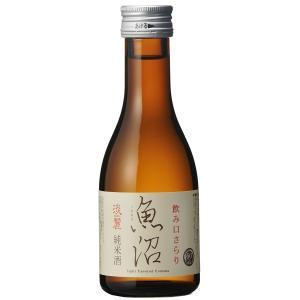 日本酒 白瀧酒造 淡麗魚沼 純米 180ml×12本入り|minatoya|03