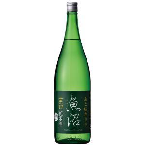 日本酒 白瀧酒造 辛口魚沼 純米 1800ml minatoya 02