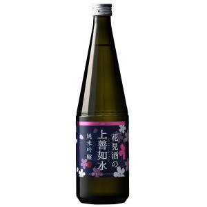 日本酒 白瀧酒造 花見酒の上善如水 純米吟醸 720ml|minatoya|02