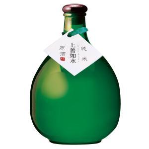 日本酒 ギフト 白瀧酒造 上善如水 純米 原酒 720ml minatoya 02