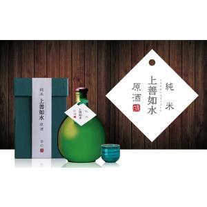 日本酒 ギフト 白瀧酒造 上善如水 純米 原酒 720ml minatoya 06