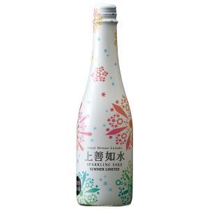 日本酒 白瀧酒造 上善如水スパークリング SUMMER LIMITED 360ml minatoya 02
