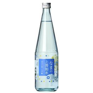日本酒 白瀧酒造 なまの上善如水 純米吟醸 720ml|minatoya|02