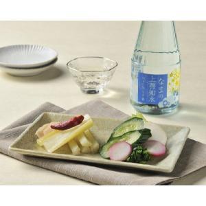 日本酒 白瀧酒造 なまの上善如水 純米吟醸 720ml|minatoya|05