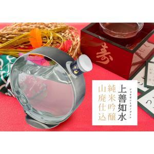 日本酒 白瀧酒造 上善如水 純米吟醸 山廃仕込 500ml|minatoya|08