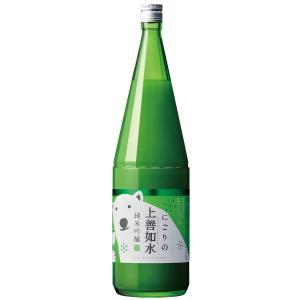 日本酒 白瀧酒造 にごりの上善如水 純米吟醸 1800ml minatoya 02