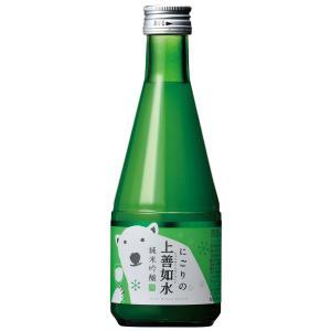 日本酒 白瀧酒造 にごりの上善如水 純米吟醸 300ml|minatoya|02