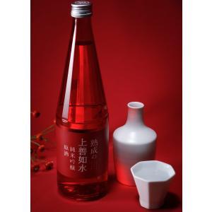 日本酒 白瀧酒造 熟成の上善如水 純米吟醸 原酒 720ml|minatoya|06