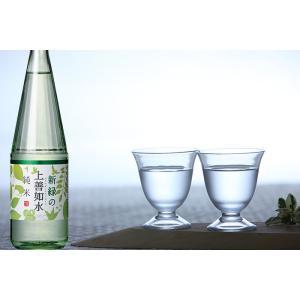 日本酒 白瀧酒造 新緑の上善如水 純米 720ml|minatoya|04