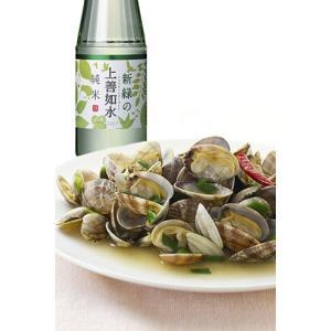 日本酒 白瀧酒造 新緑の上善如水 純米 720ml|minatoya|05
