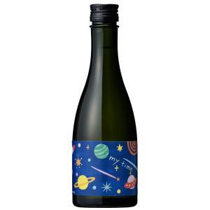 日本酒 白瀧酒造 純米吟醸 マイタイム space 300ml|minatoya|02