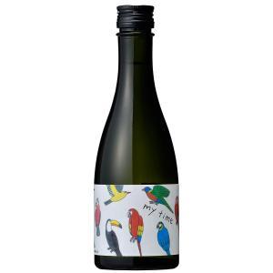 日本酒 白瀧酒造 純米吟醸 マイタイム bird 300ml|minatoya|02
