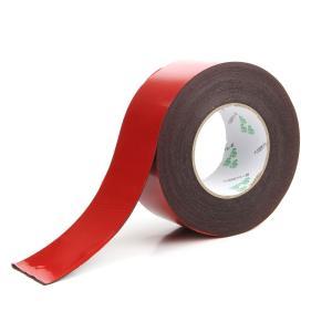 超強力 両面テープ 粘着テープ 業務用 屋外OK 60mm巾 1mm厚 10m 巻 補修 エアロパー...