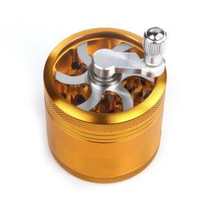 ・タバコ 手回し研磨器    セット内容:研磨器×1          ・サイズ:直径55mm   ...