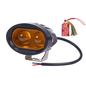 LED フォグランプ ワークライト 20w 4d 狭角タイプ...