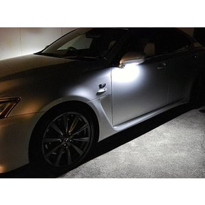 LEXUS IS/ISC/ISF/LED(SMD5050)ドアミラーウエルカムライト GSE2# / USE20|mine-shop