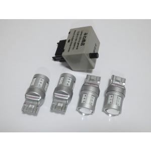 LEXUS HS250h 前期/ウインカーランプ LED キット/Epistar 2835LED(500LM)ウインカーステルス化タイプ/レクサスHS250h mine-shop
