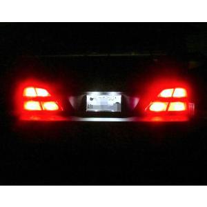 30セルシオ 専用製作/LED(SMD5630)ナンバー灯/CELSIOR・UCF30/31 +MC-|mine-shop