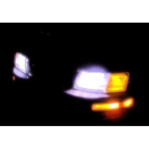 20系セルシオ前期/米国 CREE LED コーナリングランプ(車幅灯)橙アンバー光!!|mine-shop