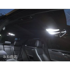 メルセデスベンツ Cクラス W204/LEDフロント&リアルームランプ(Type1)Benz-C/W204|mine-shop