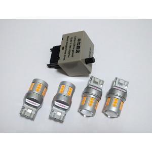 SUBARU FORESTER/ウインカーランプ LED キット/フォレスター(SJ系)Epistar 2835LED Type|mine-shop