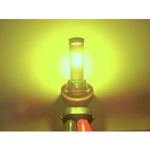 LEDフォグランプ/POWER COB LED/クローム加工/1200LM〜1500LM(ホワイト・イエロー)H8/H9/H11/H16(JP) 兼用 mine-shop 04