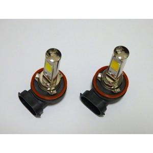 LEDフォグランプ/POWER COB LED/クローム加工/1200LM〜1500LM(ホワイト・イエロー)H8/H9/H11/H16(JP) 兼用 mine-shop 05