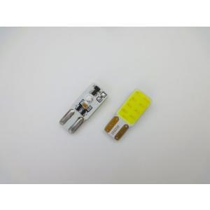 T10/3W POWER COB LED (10mm x 16mm) ホワイト/6000K/単品1個|mine-shop