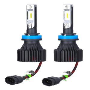 LEDヘッド&フォグライト(H8/H9/H11/H16jp 兼用)PHILIPS(Lumileds)-ZES/8000lm(6500K)車検対応 [正規代理店経由]|mine-shop