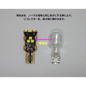 T16・バックランプ専用/Epistar 3030 monster LED(9pcs)/800LM・6500K|mine-shop|03
