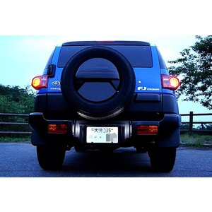 FJクルーザー/LED(SMD5050)ナンバー灯/FJ CRUISER・GSJ15W|mine-shop